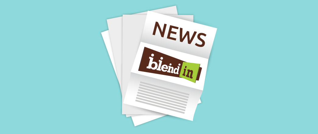 Blend-In mobile app release